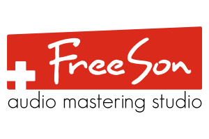 Logo FreeSon Audio Mastering